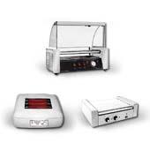 Máquinas para Cozimento de Salsichas